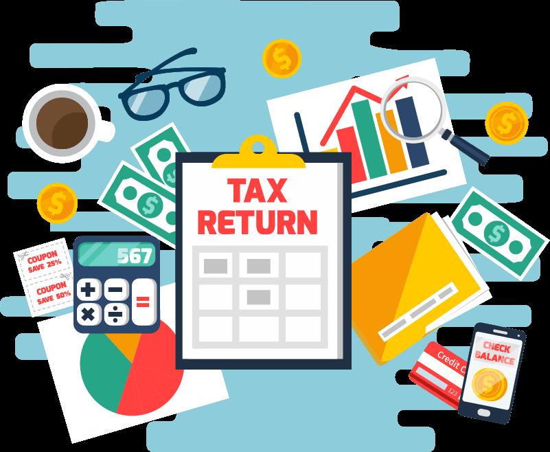 Banner dịch vụ quyết toán thuế